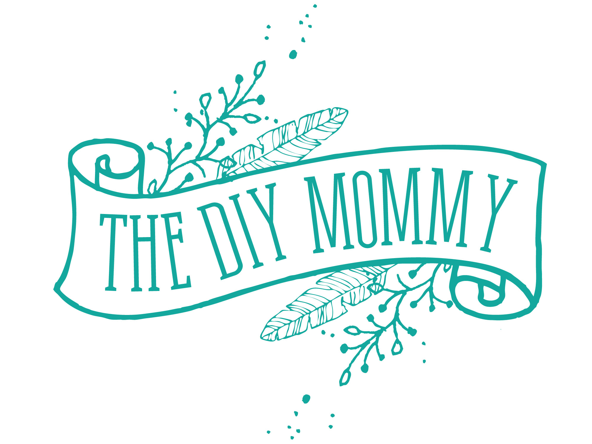 The-DIY-Mommy-Logo-2014-White-Simple-High-Res